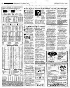 Galveston Daily News, October 29, 2003, Page 6