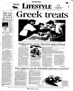 Galveston Daily News, October 29, 2003, Page 21