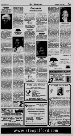 Kerrville Daily Times, July 19, 2006, Page 3