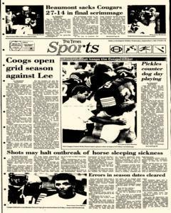 La Marque Times, September 02, 1987, Page 11
