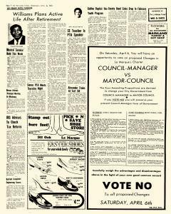 Mainland Times, April 03, 1963, Page 4
