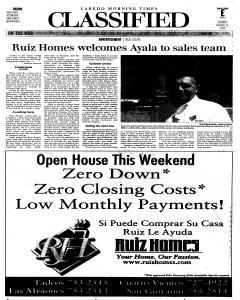 Laredo Morning Times, August 12, 2007, Page 39