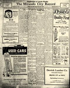 Laredo Weekly, June 08, 1928, Page 3