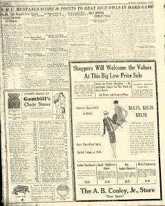 Avalanche Journal, November 07, 1926, Page 6