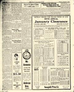 Avalanche Journal, January 16, 1927, Page 6