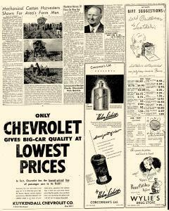 Avalanche Journal, December 08, 1946, Page 3