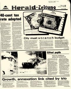 New Braunfels Herald Zeitung, May 15, 1980, Page 1