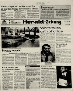 New Braunfels Herald Zeitung, January 18, 1983, Page 1