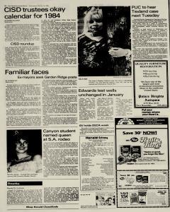 New Braunfels Herald Zeitung, February 16, 1983, Page 2