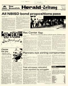 New Braunfels Herald Zeitung, May 04, 1983, Page 1