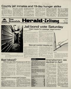 New Braunfels Herald Zeitung, May 06, 1983, Page 1