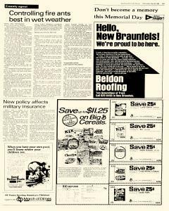 New Braunfels Herald Zeitung, May 25, 1983, Page 36