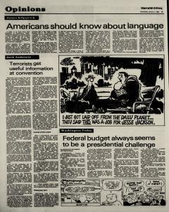 New Braunfels Herald Zeitung, January 11, 1984, Page 4