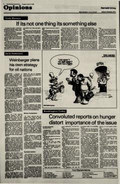 New Braunfels Herald Zeitung, January 19, 1984, Page 4