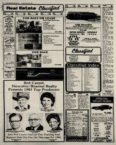 New Braunfels Herald Zeitung, February 05, 1984, Page 26