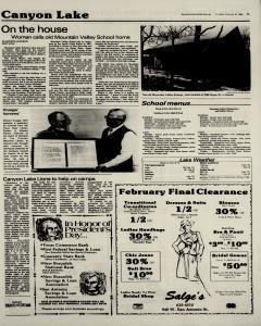 New Braunfels Herald Zeitung, February 16, 1984, Page 7