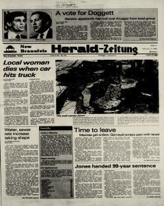 New Braunfels Herald Zeitung, February 17, 1984, Page 1