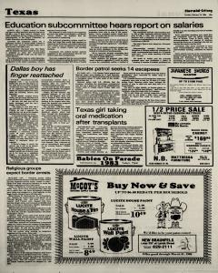 New Braunfels Herald Zeitung, February 19, 1984, Page 12