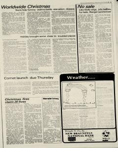 New Braunfels Herald Zeitung newspaper archives