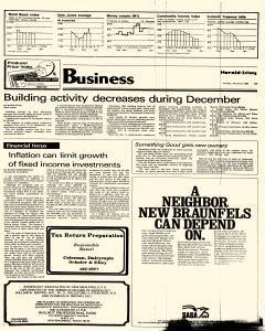 New Braunfels Herald Zeitung, January 06, 1985, Page 5