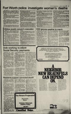 New Braunfels Herald Zeitung, January 13, 1985, Page 13