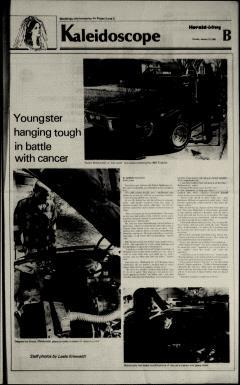 New Braunfels Herald Zeitung, January 13, 1985, Page 23