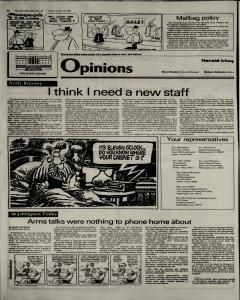 New Braunfels Herald Zeitung, January 18, 1985, Page 4