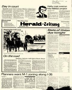 New Braunfels Herald Zeitung, February 06, 1985, Page 1