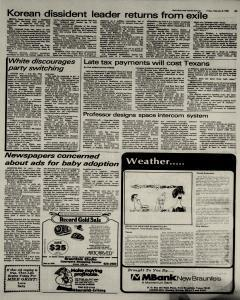 New Braunfels Herald Zeitung, February 08, 1985, Page 3