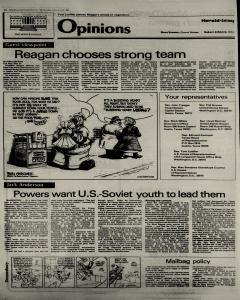 New Braunfels Herald Zeitung, February 13, 1985, Page 4