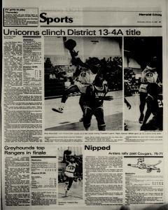 New Braunfels Herald Zeitung, February 13, 1985, Page 8