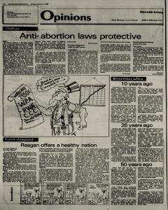 New Braunfels Herald Zeitung, February 24, 1985, Page 4
