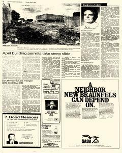 New Braunfels Herald Zeitung, May 05, 1985, Page 6