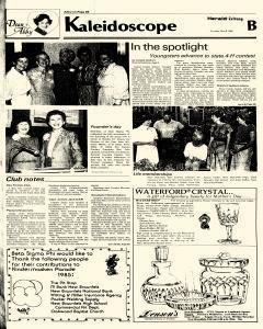 New Braunfels Herald Zeitung, May 09, 1985, Page 13