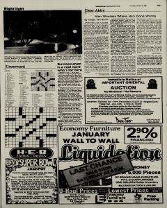New Braunfels Herald Zeitung, January 22, 1987, Page 3