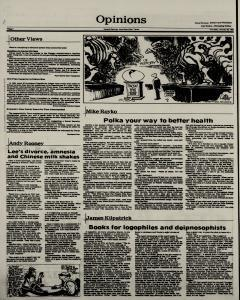 New Braunfels Herald Zeitung, January 22, 1987, Page 6