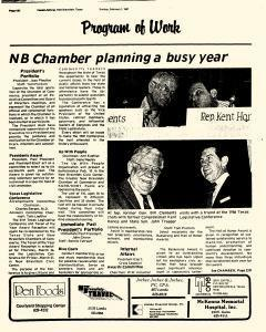 New Braunfels Herald Zeitung, February 01, 1987, Page 49