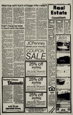 New Braunfels Herald Zeitung, February 20, 1987, Page 13