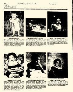 New Braunfels Herald Zeitung, February 22, 1987, Page 43