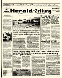 New Braunfels Herald Zeitung, February 24, 1987, Page 1