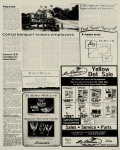 New Braunfels Herald Zeitung, May 03, 1987, Page 7