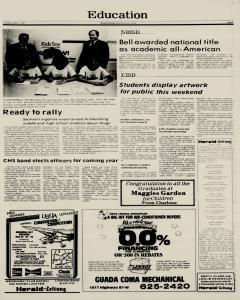 New Braunfels Herald Zeitung, May 21, 1987, Page 3