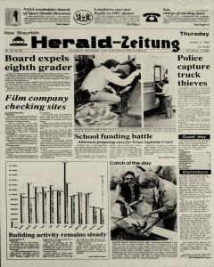 New Braunfels Herald Zeitung, January 05, 1989, Page 1