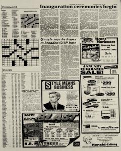 New Braunfels Herald Zeitung, January 18, 1989, Page 3