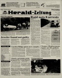New Braunfels Herald Zeitung, May 04, 1989, Page 1