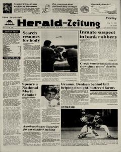 New Braunfels Herald Zeitung, May 19, 1989, Page 1