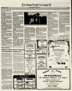 New Braunfels Herald Zeitung, May 01, 1991, Page 15
