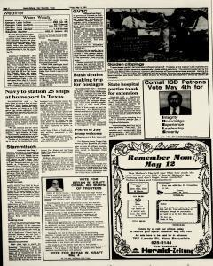 New Braunfels Herald Zeitung, May 03, 1991, Page 2