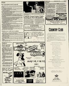 New Braunfels Herald Zeitung, May 05, 1991, Page 5