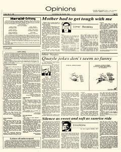 New Braunfels Herald Zeitung, May 12, 1991, Page 21